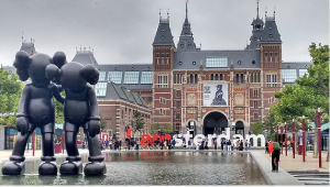 EVWEB training in Amsterdam December 2018
