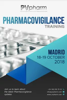 Pharmacovigilance training 1st edition review.