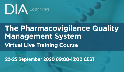 QMS virtual course in September – NEW DATES – 22-25 September 09.00-13.00 CEST