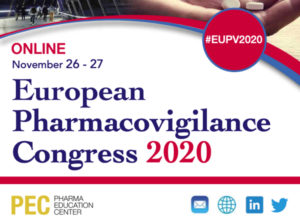 Jose Ortiz at the European Pharmacovigilance Congress 2020