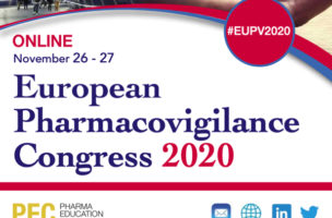 Jose Ortiz at the European Pharmacovigilance Congress 2020