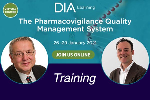 QMS virtual course – 26-29 January 09.00-13.30 CEST