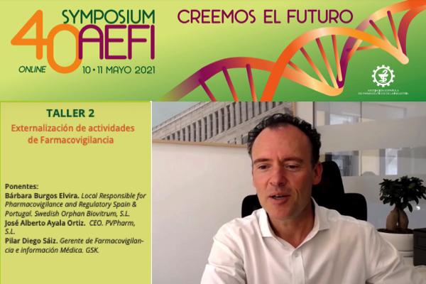 José Ortiz to participate in the AEFI Symposium 2021